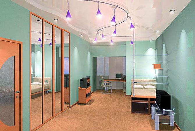 дизайн ванных комнат с угловыми ваннами