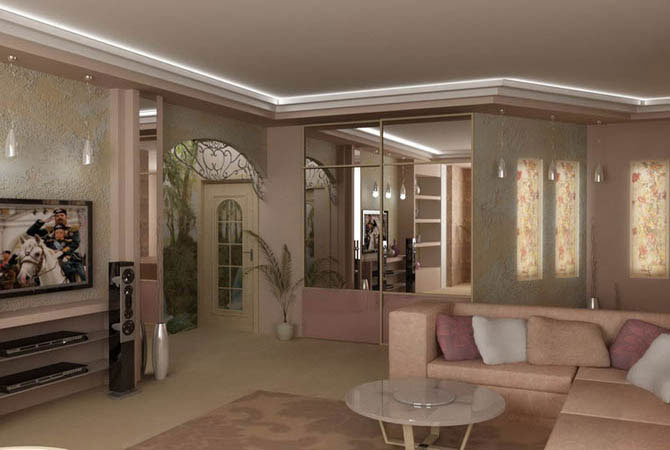 дизайн интерьера квартиры ванные
