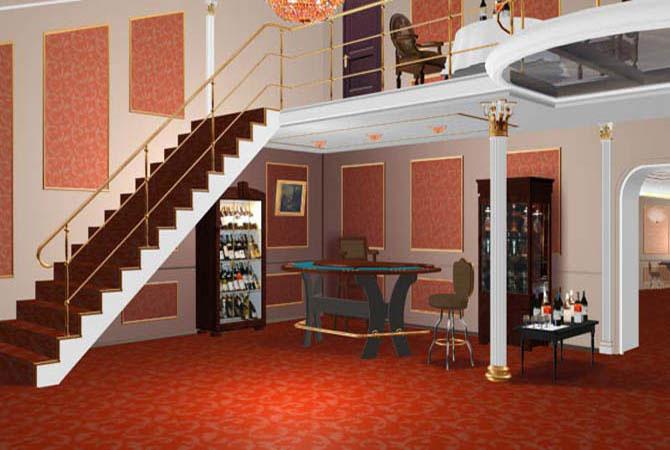 украинский стиль в дизайне комнаты