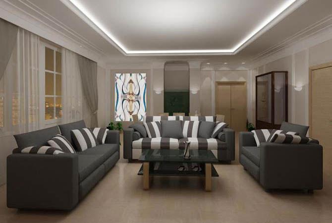 фото дизайна комнат в 3d