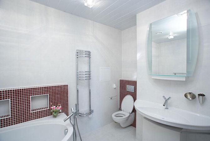 отделка ванной комнаты челябинск