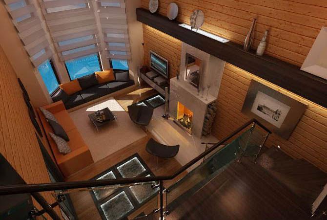 интерьер 3 комнатной квартиры