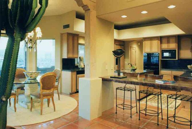 интерьер для однокомнотной квартиры