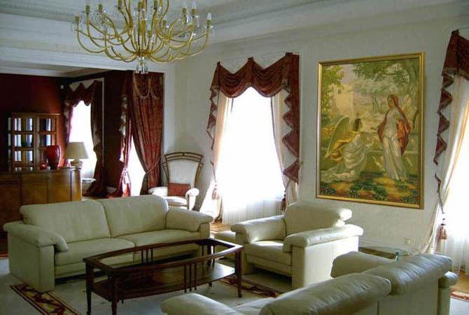 интерьер 1 комнатной квартиры фото