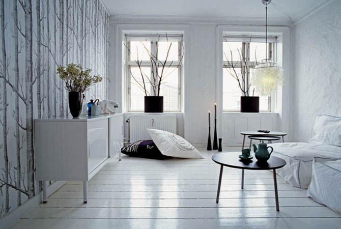 фотогалерея дизайна 3-хкомнатной квартиры