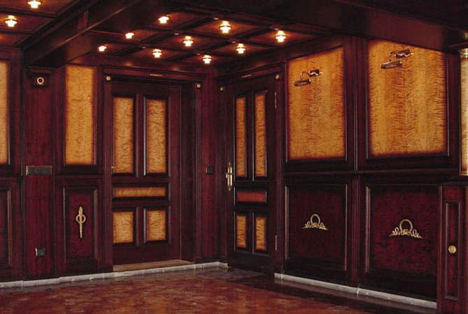 внутренняя отделка дома веранда
