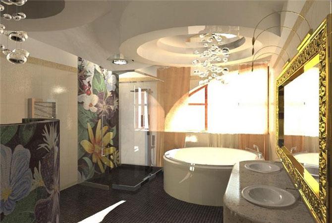 стильный дизайн молодежной комнаты