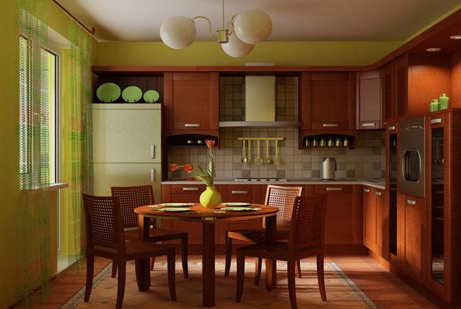 дизайн проект квартир типовых