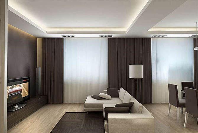 ремонт и интерьер однокомнатная квартира