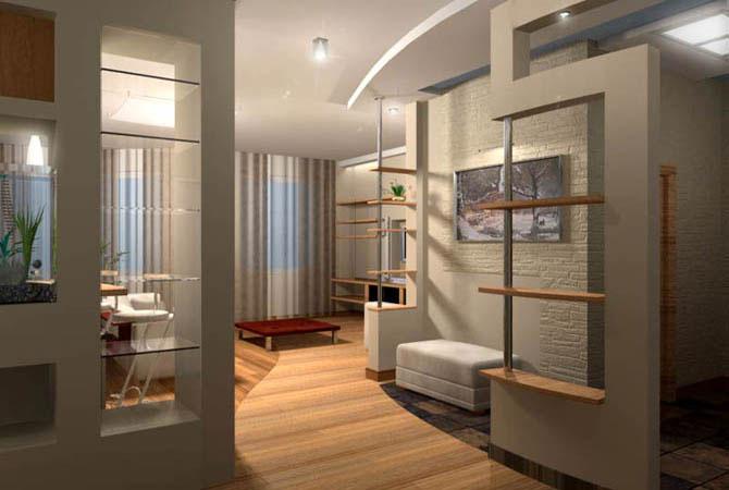 свежие идеи дизайна квартир