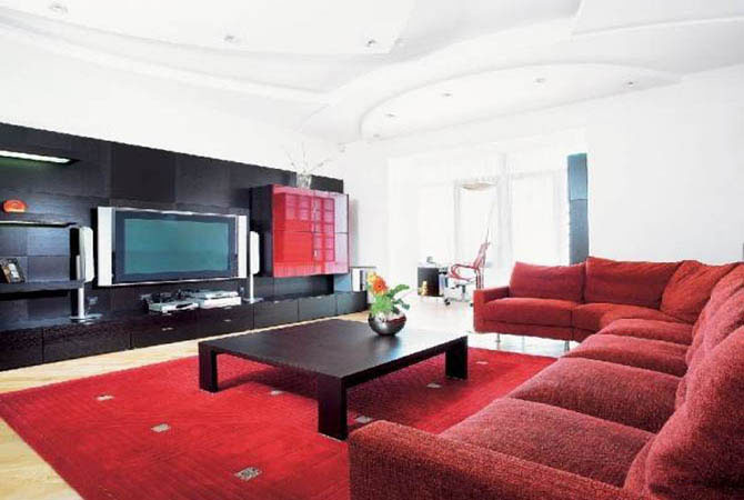 дизайн квартиры d английском стиле