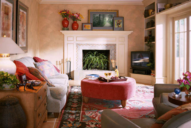 пример дизайна однокомнатной квартиры фото