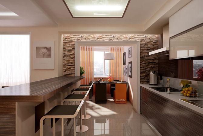 дизайн интерьера квартиры картинка