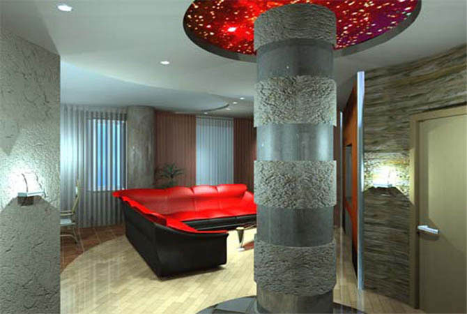нужен дизайн квартиры частный архитектор