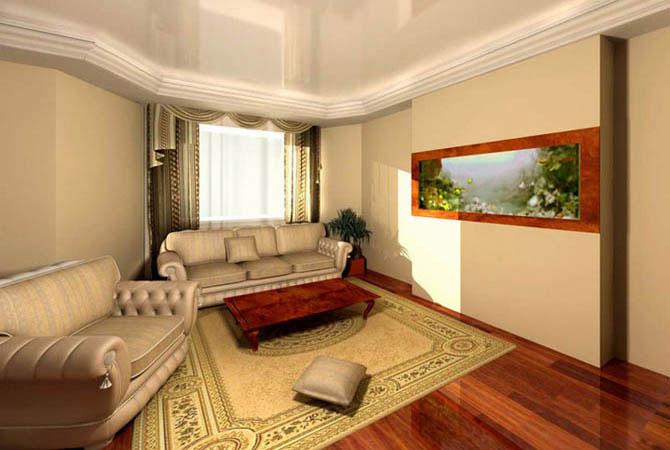 дизайн интерьера комнат в минске
